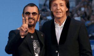 Ringo Starr και Paul McCartney συνεργάζονται