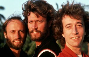 Bee Gees Saturday Night Fever Fuzzy Hound