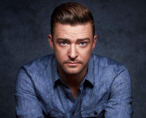 Justin Timberlake Celebrating America Fuzzy Hound