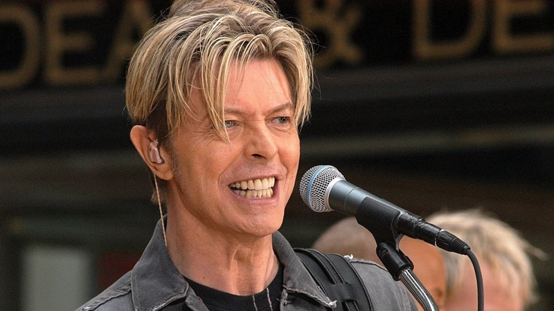 Blackstar David Bowie Fuzzy Hound