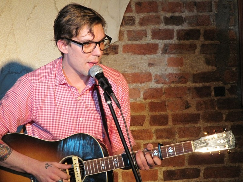 Justin Townes Earle Fuzzy Hound The Music Blog