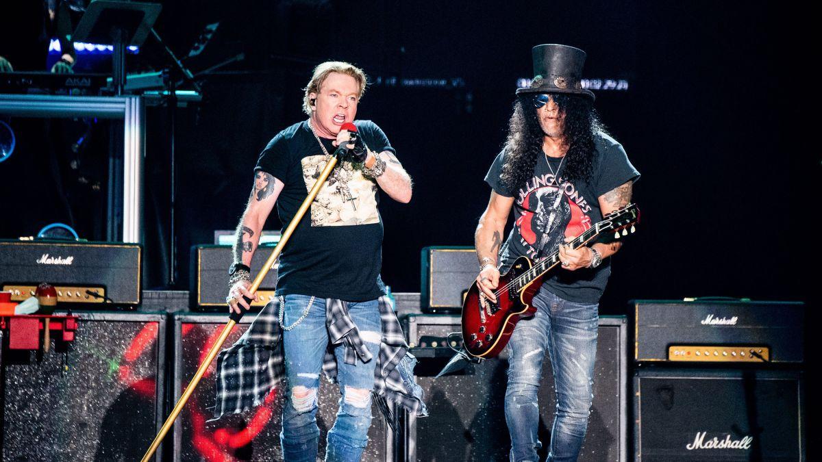 Guns n' Roses Absurd Fuzzy Hound The Music Blog